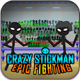 Crazy Stickman – Epic Fighting icon