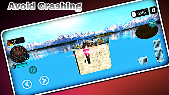 Highway Bike Stunts 3D- screenshot thumbnail