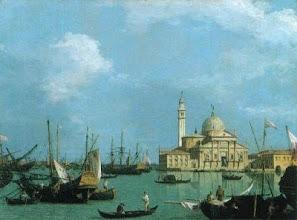 """Photo: Canaletto, """"San Giorgio Maggiore"""""""