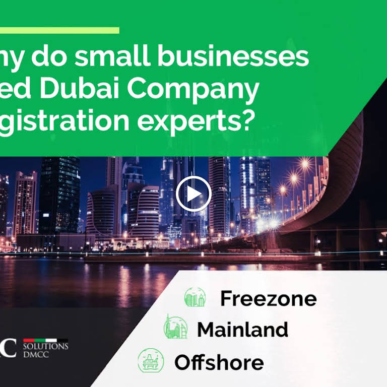 PMC Solutions DMCC - Business Setup Dubai Consultants - Company