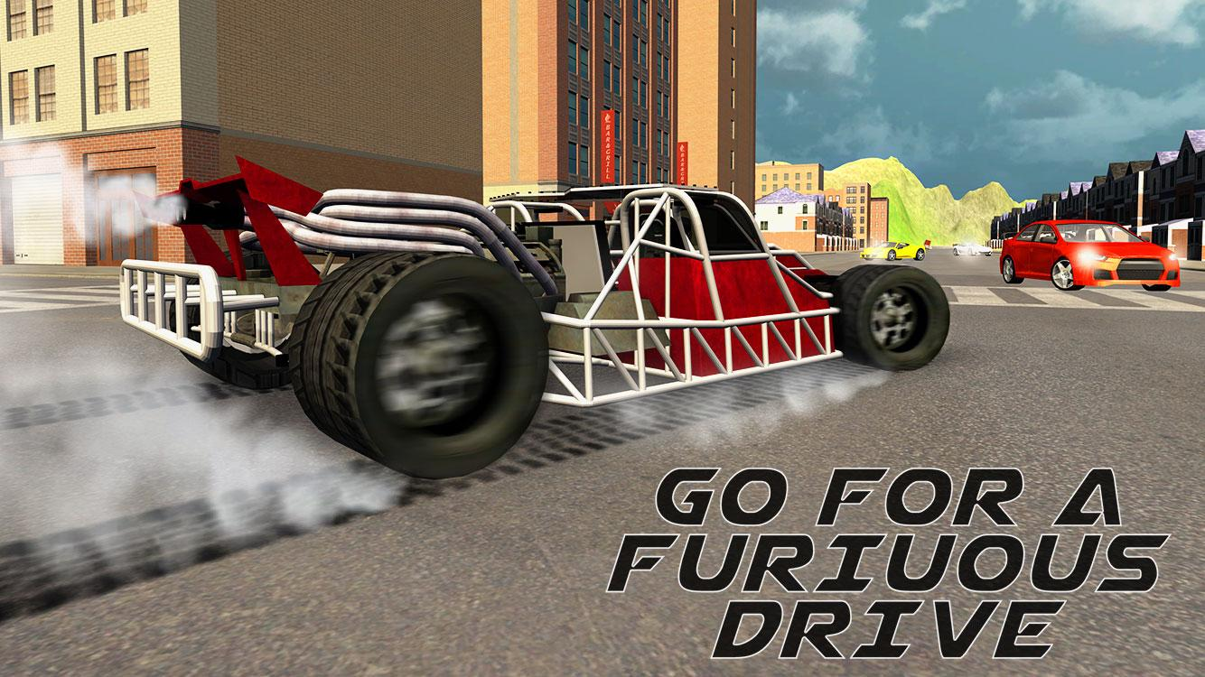 Demolition Derby 3D - Ramp Car- screenshot