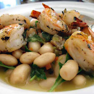 Shrimp Sausage Beans Recipes