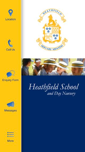 Heathfield School Nursery