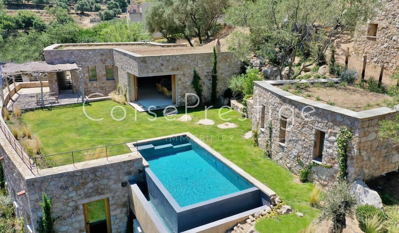 Villa avec piscine Corbara