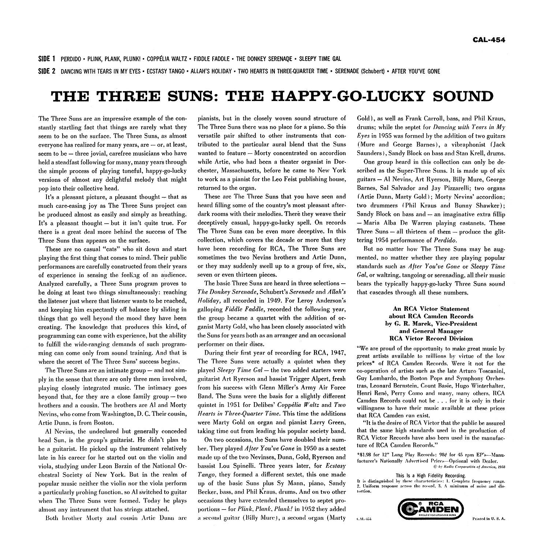 The Three Suns