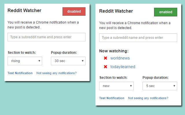 Reddit Watcher