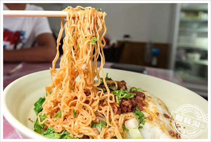 阿娟小吃炒泡麵