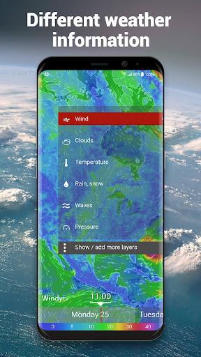 Weather Radar Alerts App & Global Forecast 14.1.0.44430 screenshots 2