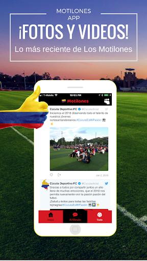 Cu00facuta Noticias - Futbol del Cu00facuta Deportivo 1.0 screenshots 7