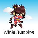 Ninja Jumping Games icon