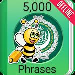 Learn Arabic - 5000 Phrases 2.5.6