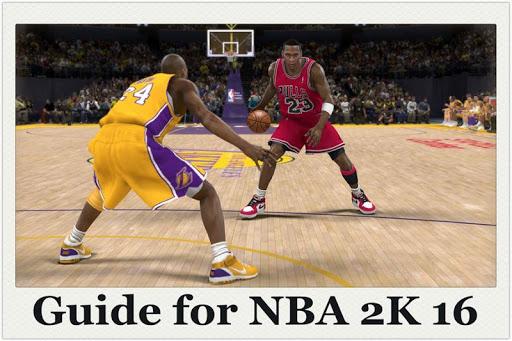 Integral NBA 2K 16 Guide
