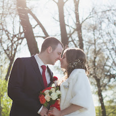 Wedding photographer Katya Utkina (Utkina). Photo of 29.04.2014