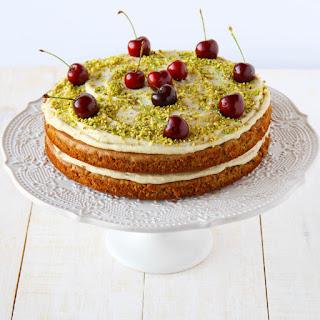 Coconut Flour, Pistachio and Orange Cake Recipe