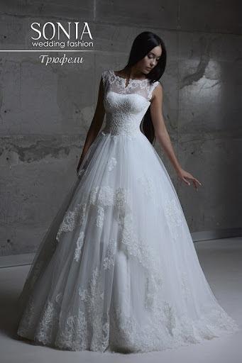 c0285753496d214 Платье Трюфели от Sonia, Триумф, бутик свадебных платьев