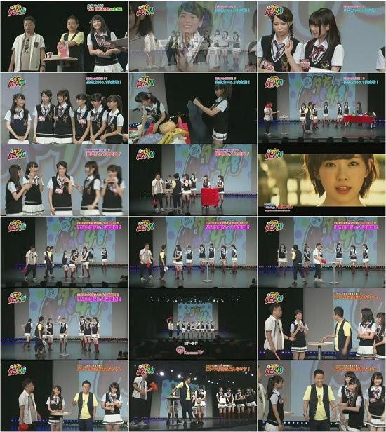 (Web)(360p) 夕方NMB48(You Gotta NMB48) ep21 160804