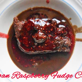 Chocolate Raspberry Fudge Cake Recipes
