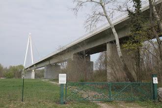 Photo: Most cez Dunaj zvaný Donaubrücke