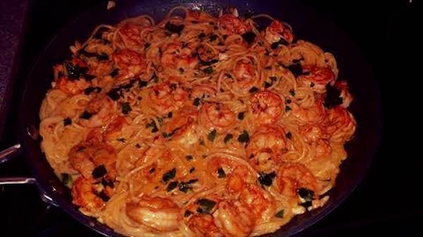 Bang Bang Shrimp Pasta Recipe