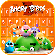 Angry Birds 2 Hatchlings Keyboard Theme