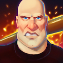 Calm Down Angry Neighbor icon
