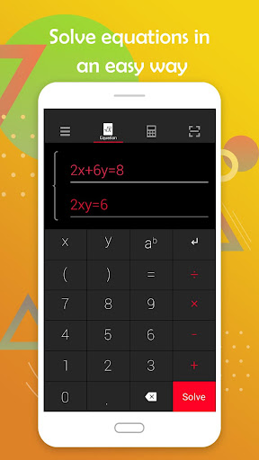 Math Calculator-Solve Math Problems by Camera 1.5.0 screenshots 4