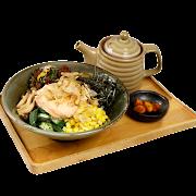 Japanese Slow-cooked Salmon Ochazuke