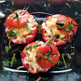 Crab Stuffed Tomatoes Recipe