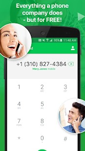 textPlus: Free Text & Calls- screenshot thumbnail