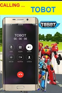 Call From Tobot - náhled