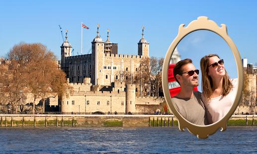 Londýn fotorámečky - náhled