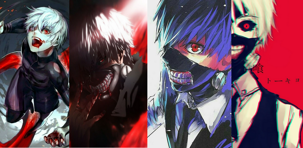 Download Tokyo Ghoul Wallpapers 4k Hd Apk Latest Version 10