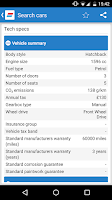 Screenshot of Auto Trader