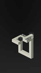 Cubic Journey - Minimalistic Puzzle Game APK screenshot thumbnail 3