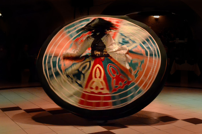 Cerchio danzante di Valter