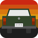 License Plate Game icon