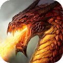 Dragon Kingdom War: Puzzle RPG icon