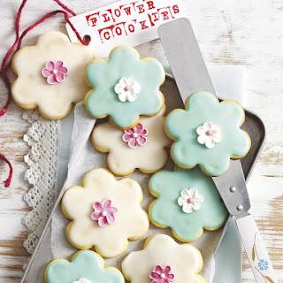 Flower Cookies Recipe