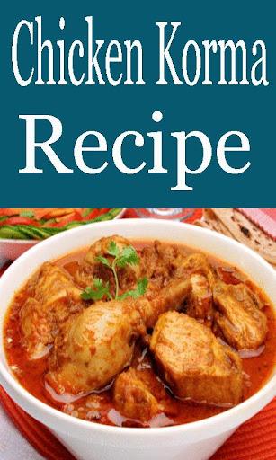 Chicken korma food recipes app videos apk download apkpure chicken korma food recipes app videos screenshot 2 forumfinder Choice Image