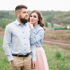 Wedding photographer Oksana Khudoshina (Ksana1206). Photo of 10.05.2017