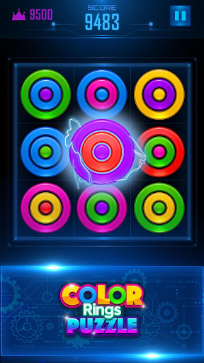 Color Rings Puzzle 2.1.8 screenshots 6