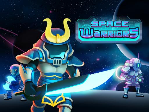 Space Warriors - Sci-fi Strategy Combat Game 1.0 screenshots 5