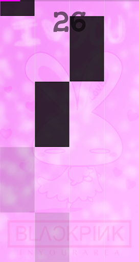 Black Pink Piano Game 1.0 screenshots 6