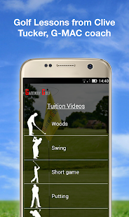 Golf Tuition & Swing Analysis- screenshot thumbnail