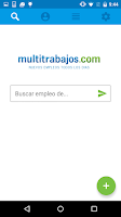 Screenshot of Multitrabajos.com | Empleos