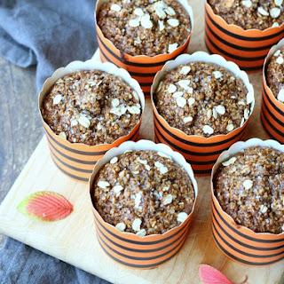 Easy Cinnamon Apple Blender Muffin.