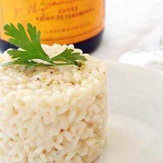 Italian Champagne Risotto Recipe