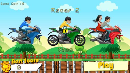 Hill Climb Racer
