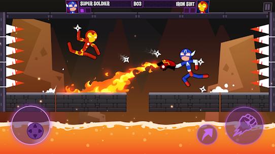 Spider Stickman Fighting 2 – Supreme stickman duel 7