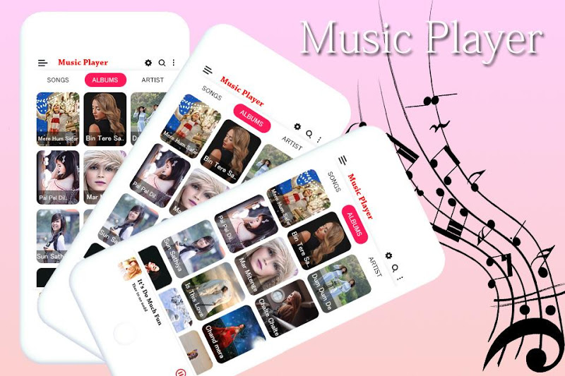 M-Music Player ( MP3 Player) - PRO Screenshot 5